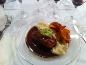 mar 16 2015 wine dinner pork w kahlua