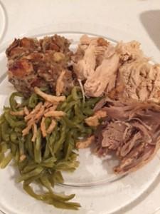 nov 2015 tasting turkey dinner2